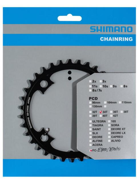 Shimano Steps SM-CRE80/SM-CRE80-B Kettenblatt 11-fach